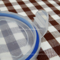 round cylinder sealable plastic waterproof food containers