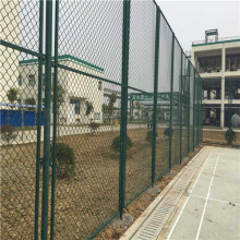 Hot Dip Galvanized/PVC chain link fence