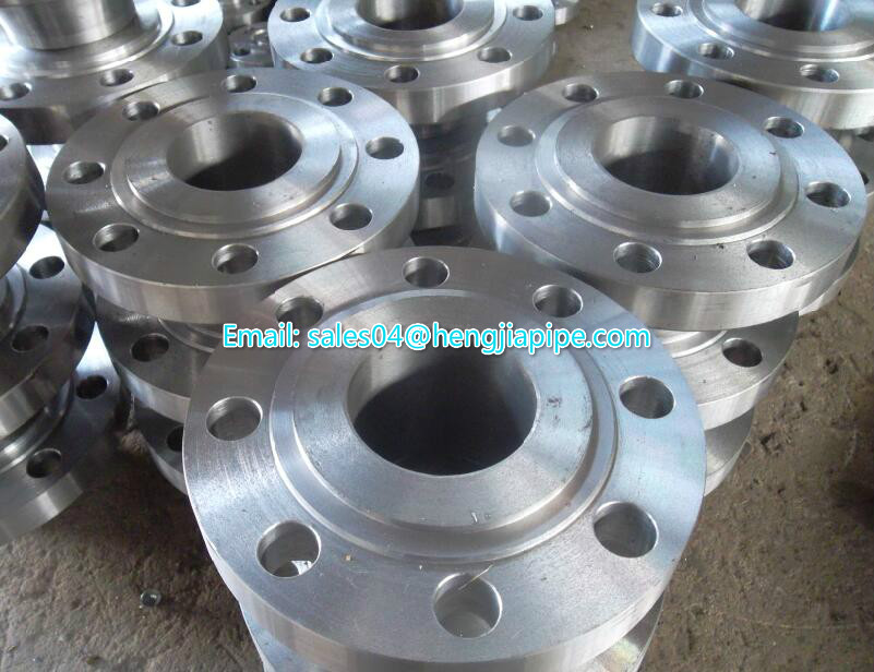 ANSI B16.5 forged flange