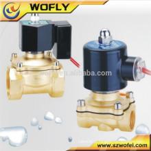 Válvula pneumática de vapor de aço inoxidável