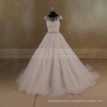 Vestido de noiva 2016 Fotos reais civis Design vestido de noiva