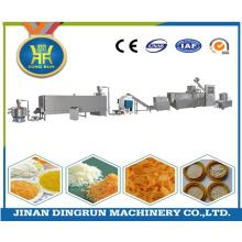 Linha de produção automática da extrusora de pão ralado