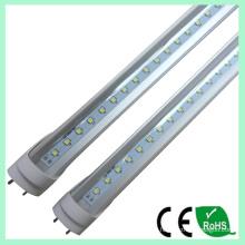 CE RoHS FCC прозрачной крышкой ясно 2t 4Т 5т светодиодные трубы света T8