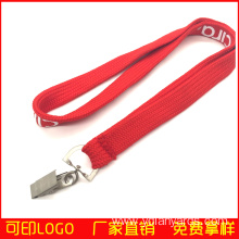 Promotional Custom Printed Lanyard Silk Screen Logo