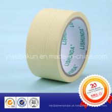 Fita de mascaramento adesiva da prova de alta qualidade barata da água do desempenho excelente