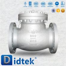 Estándar de la garantía del comercio ss316l de la válvula