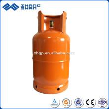 Leere Zylinder-industrielle Flüssiggas-Zylinder mit niedrigem Preis