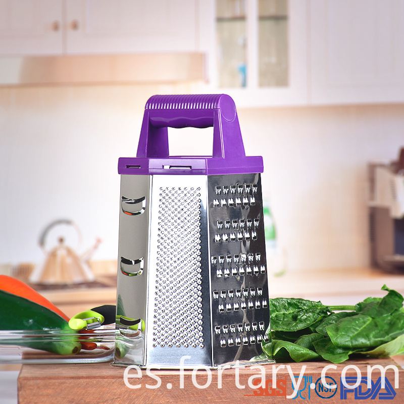Stainless Steel Manual Grater
