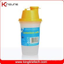 BPA Free, 300ml de garrafa protetora de proteína protetora com filtro (KL-7405)
