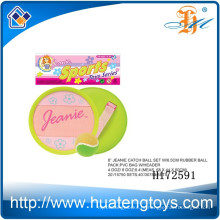 Wholsale пластиковые дети играют в спортивные игрушки мяч поймать игру установить H172591