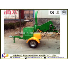 CE certificate diesel wood chipper DWC-22
