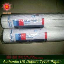 Esterilização por selagem a quente de papel Tyvek