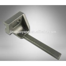 China factory CNC machining alumnium zinc die casting parts