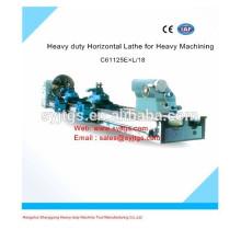 Horizontal Heavy duty lathe and Horizontal lathe machinery lathe for sale