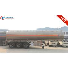 Semirreboque novo tanque de liga de alumínio de 50000 litros