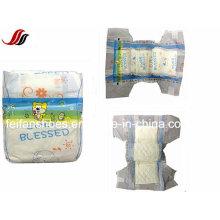 Горячая Продажа сухой мягкие и дышащие подгузники, пеленки младенца дешевые Цена