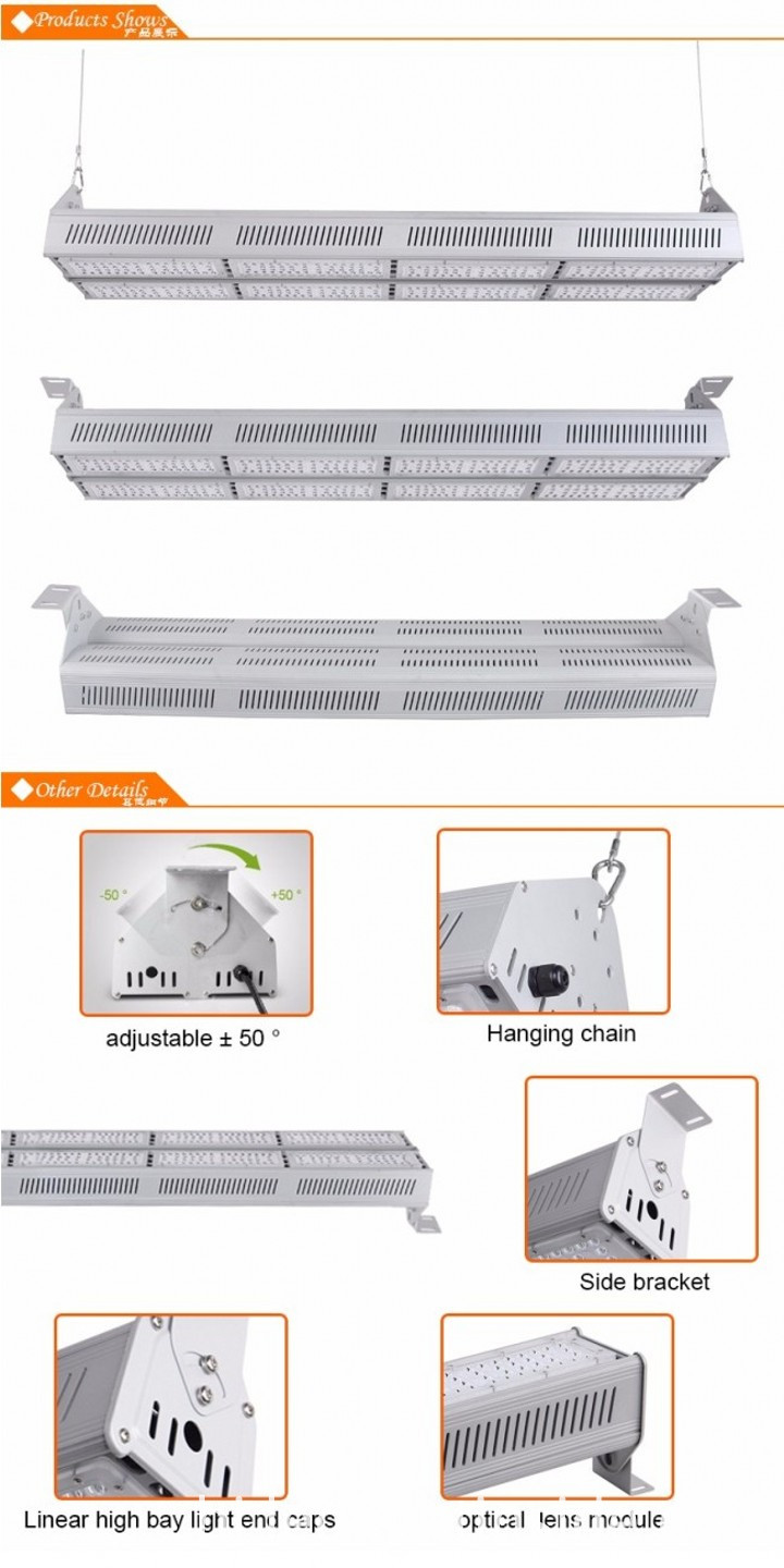 500W High Power LED Light