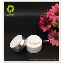 200g bestes verkauftes weißes farbiges leeres kosmetisches Plastikglas