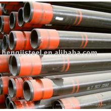 Tubulação de revestimento de petróleo