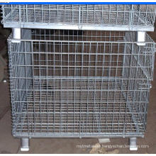 Metal Wire Bins