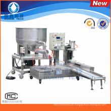 Óleo de líquido viscoso, máquina de enchimento automático de pesagem