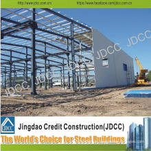 Structure Steel Fabrication Building for Storehouse