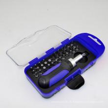 36PC 25mm Screwdriver caixa de ferramentas de bits Set