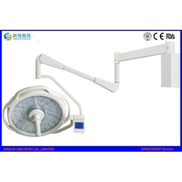Um tipo de teto de cabeça LED Shadowless luz lâmpada operacional ajustável