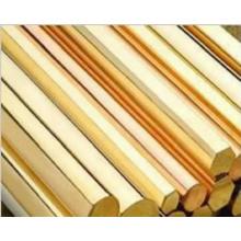 hexagonal brass rod and octagonal copper bar,ISO
