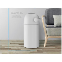 10L Indoor Baby Diaper Pail Household Trash Can