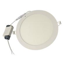 High Quality Ultra Slim Aluminum SMD2835 18W Round LED Panel Light