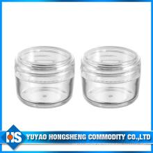 Hs-Pj-005D PS Material 30ml Kapazität Kunststoff-Glas für Comstic Verpackung