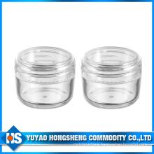 Hs-Pj-005D PS Material 30ml Capacity Plastic Jar for Comstic Packing