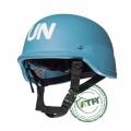 Casque de protection de maintien de la paix des Nations Unies, casque de protection contre les balles bleu