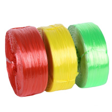 Good quality competitive price pp film plastic packing rope pp film rope