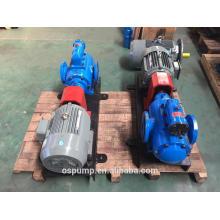 horizontal Lube oil three screw pump