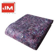 tile carpet underlay laminated non woven fabric