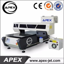 2015 New Design Digital Flatbed Printer Machine for Plastic/Wood/Glass/Acrylic/Metal/Ceramic/Leather Printing