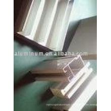 Perfil de alumínio para janelas e portas