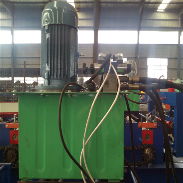 Machine Make Corrugated Sheet Steel