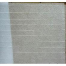Tejido de fibra de vidrio reforzado cada 15 cm