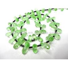 Glas tropfenförmige Perlen