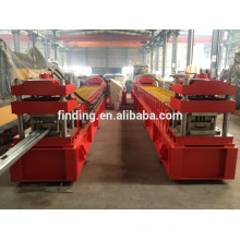 China Supplier Factory Price C/Z Interchangeable Purlin Forming Machine