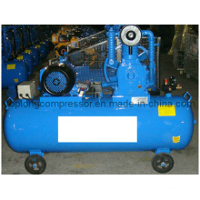 Bomba de compressor de ar de alta pressão com correia de pistão (HD-0.53 / 12.5)