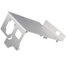Service de pliage de tôle d'acier inoxydable de pièces métalliques en aluminium