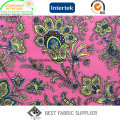 100 Polyester 300t Taffeta Women′s Garment Printed Fabric Quilted Coat Fabric