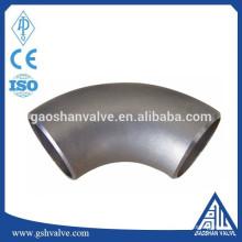 Нержавеющая сталь 304 длинный радиус 90 локоть