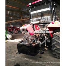 SAMTRA Chine Tracteur de souffleuse à neige avant FEL