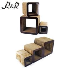 Neue moderne Sofa Set Design Wellpappe Katze Scratcher Lounge CT-4026