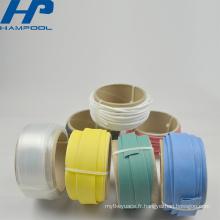 Tuyau de tube de noyau de petit pain de carton de papier recyclable pour la bande